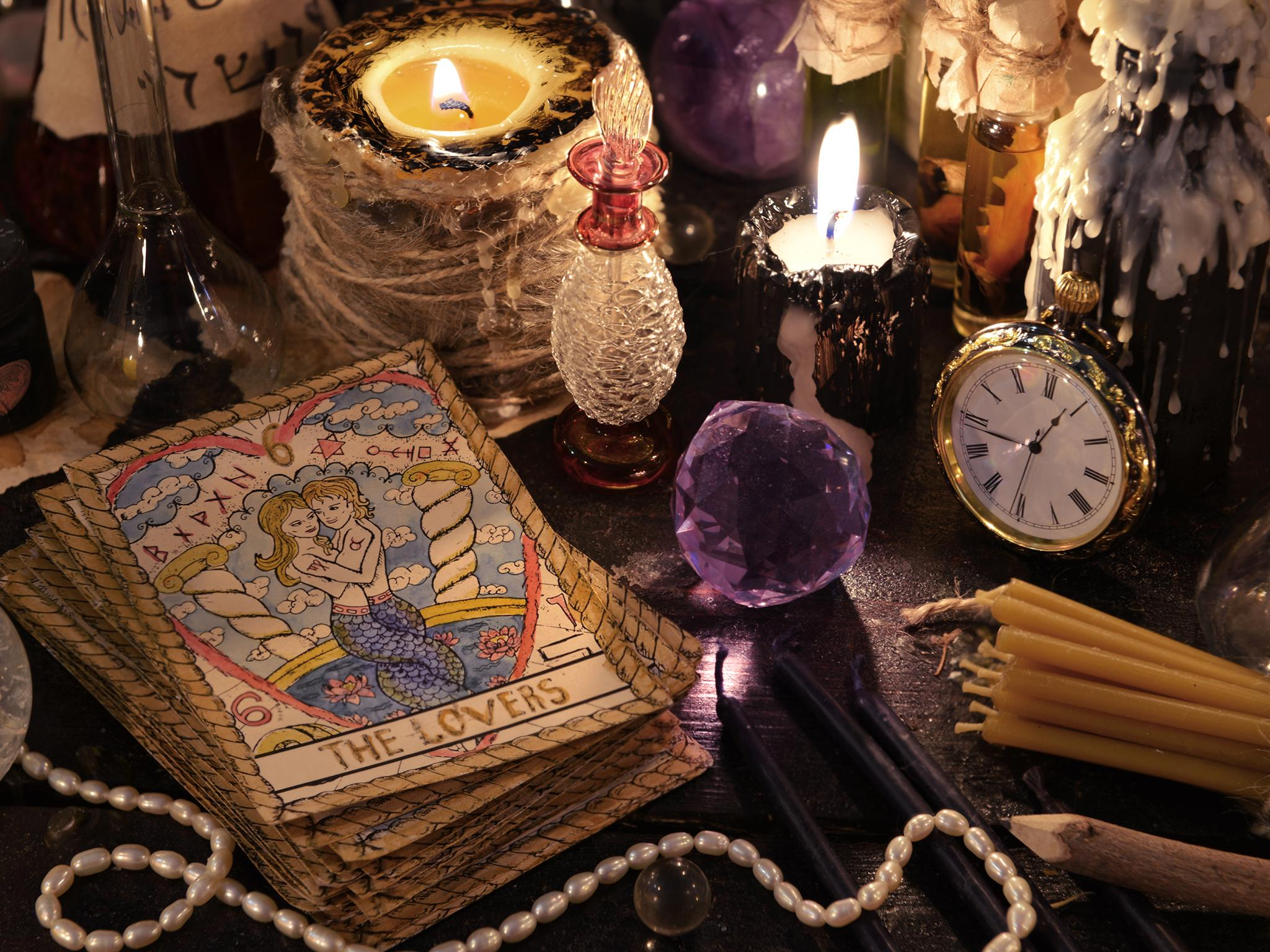 Witchcraft Spells With Chief Mulani